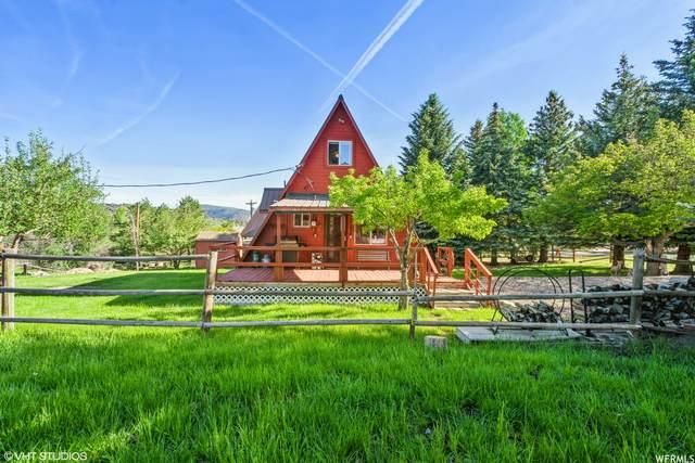 362 S Lloyd Canyon Rd, Pine Valley, UT 84781 (MLS #1758722) :: Summit Sotheby's International Realty