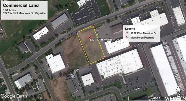 1227 W Flint Meadows Dr, Kaysville, UT 84037 (#1758728) :: Colemere Realty Associates