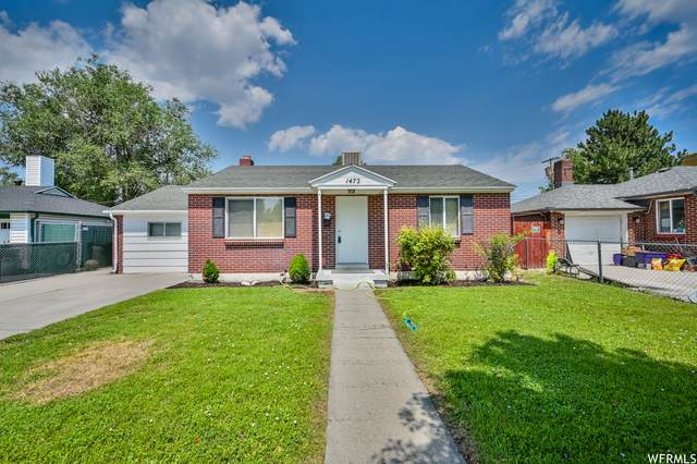 1472 W Burbank Ave S, Salt Lake City, UT 84104 (#1758737) :: Bustos Real Estate | Keller Williams Utah Realtors