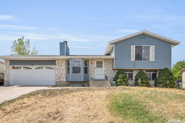 6299 W Grecian Dr, West Valley City, UT 84128 (MLS #1758745) :: Summit Sotheby's International Realty