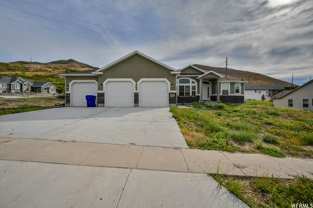 41 W Iron Rod Rd #50, Tooele, UT 84074 (MLS #1758746) :: Lookout Real Estate Group