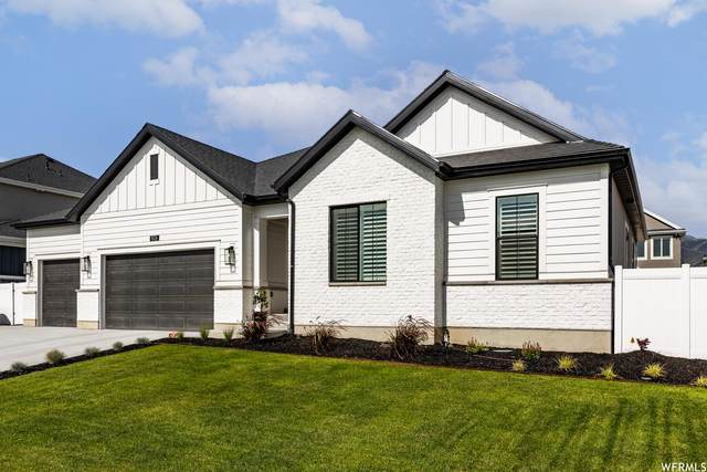 8326 S Jayson Bend Dr, West Jordan, UT 84081 (#1758750) :: Pearson & Associates Real Estate