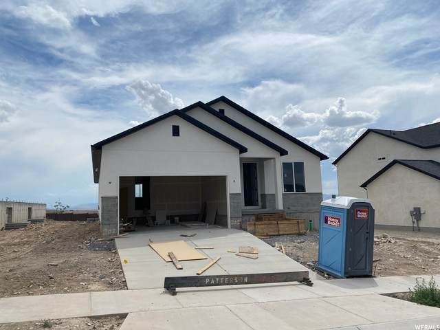 2848 E Carriage Hill Dr #202, Eagle Mountain, UT 84005 (#1758757) :: The Fields Team