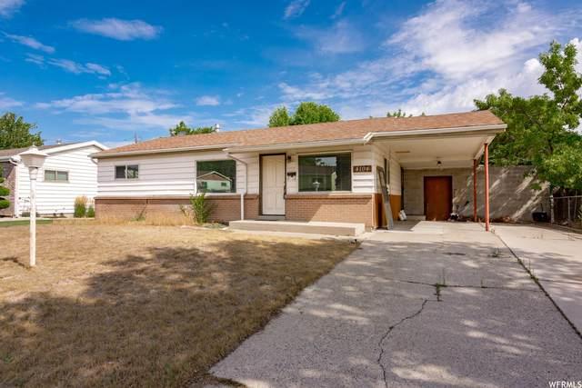 4104 W 4990 S, Salt Lake City, UT 84118 (#1758762) :: Bear Phelps Group