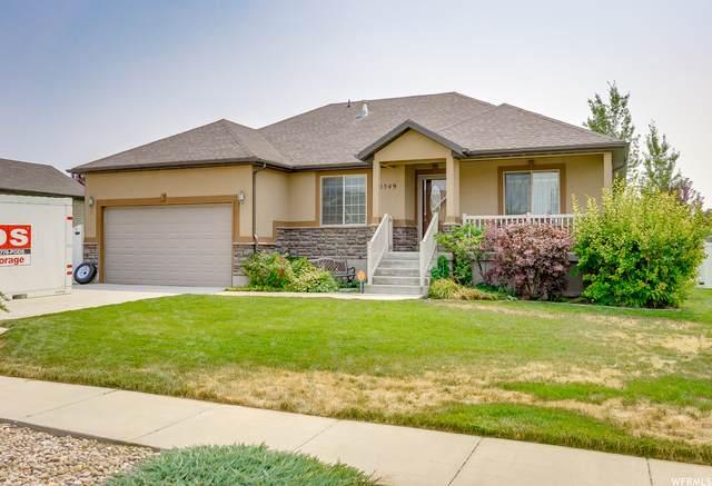 2549 W 2450 N, Clinton, UT 84015 (#1758766) :: Berkshire Hathaway HomeServices Elite Real Estate