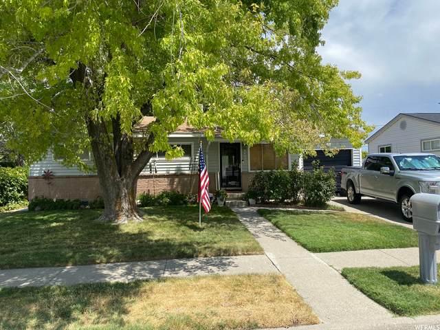 5169 S Heath Ave W, Salt Lake City, UT 84118 (#1758780) :: Bear Phelps Group