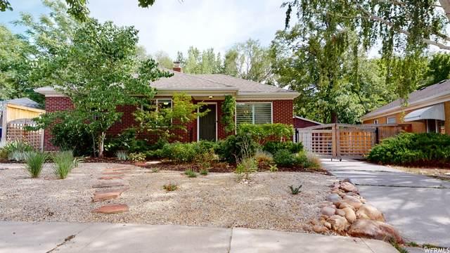 1584 E Glen Arbor St, Salt Lake City, UT 84105 (MLS #1758781) :: Lawson Real Estate Team - Engel & Völkers