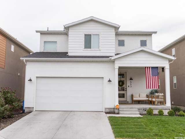 553 N 290 E, Vineyard, UT 84059 (#1758787) :: Utah Real Estate