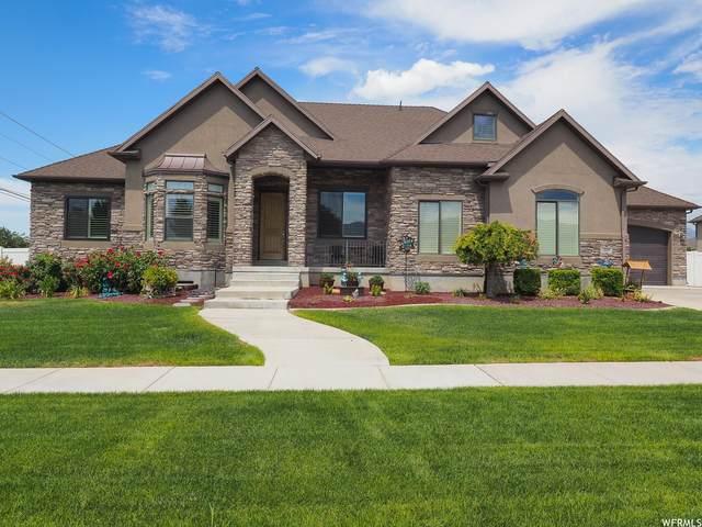 319 E Whisper Hollow Cir, Draper, UT 84020 (#1758791) :: Bustos Real Estate | Keller Williams Utah Realtors
