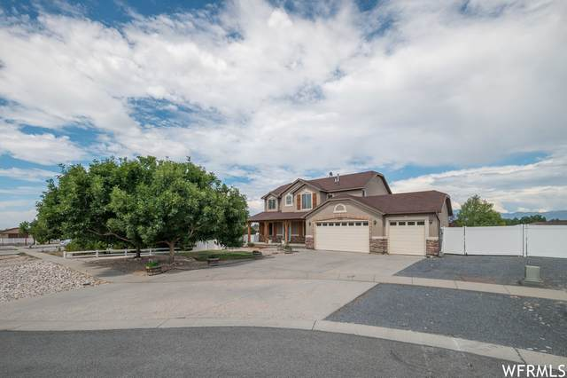 1141 Apricot Cir, Grantsville, UT 84029 (#1758803) :: UVO Group | Realty One Group Signature