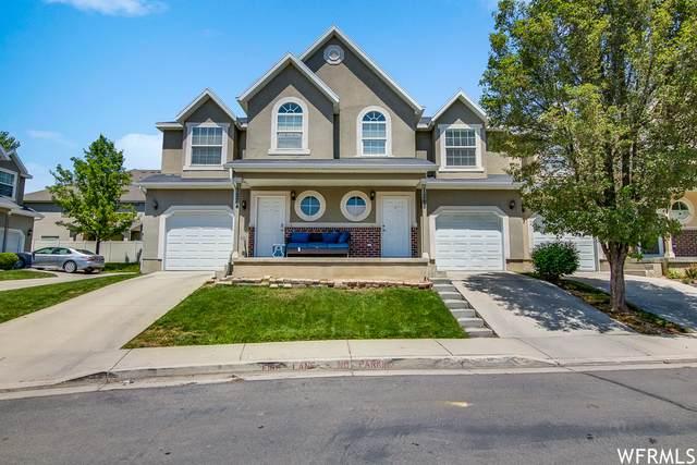 1268 W Bridalwood Loop, Lehi, UT 84043 (MLS #1758814) :: Summit Sotheby's International Realty