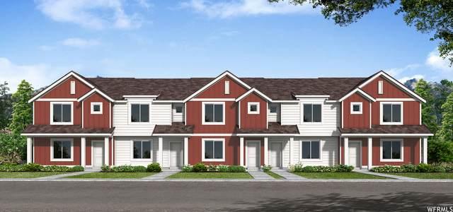 2773 N Airmen Ave #145, Layton, UT 84041 (#1758822) :: Bustos Real Estate | Keller Williams Utah Realtors