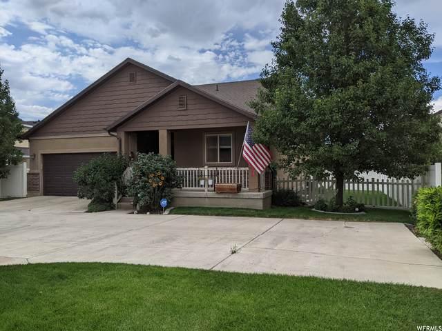 790 N 90 W, Santaquin, UT 84655 (#1758823) :: Bustos Real Estate | Keller Williams Utah Realtors