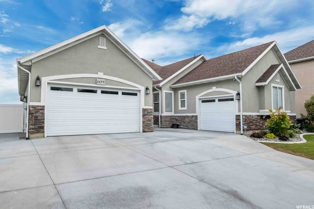 1177 W Bateman Dr, West Jordan, UT 84084 (#1758828) :: Pearson & Associates Real Estate