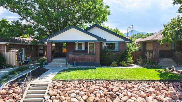 1855 S 1100 E, Salt Lake City, UT 84105 (MLS #1758830) :: Lawson Real Estate Team - Engel & Völkers