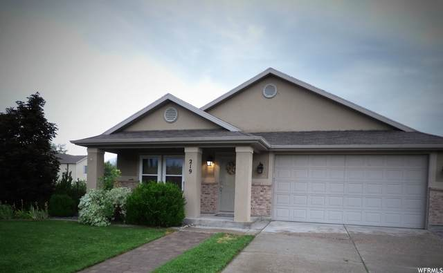 219 S Willow Reed, Lehi, UT 84043 (#1758860) :: Colemere Realty Associates