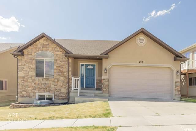 815 E Clover Way, Morgan, UT 84050 (#1758879) :: Utah Best Real Estate Team | Century 21 Everest