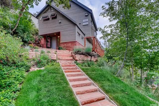 2052 Pinecrest Canyon Rd, Salt Lake City, UT 84108 (#1758888) :: Pearson & Associates Real Estate