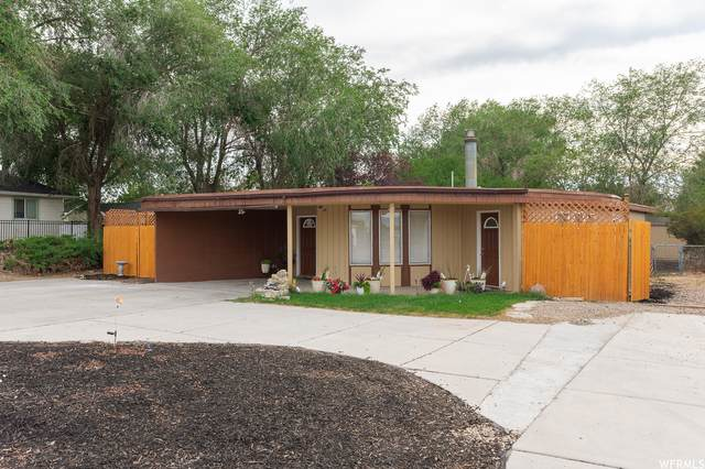 3796 S 4400 W, West Valley City, UT 84120 (#1758894) :: Colemere Realty Associates