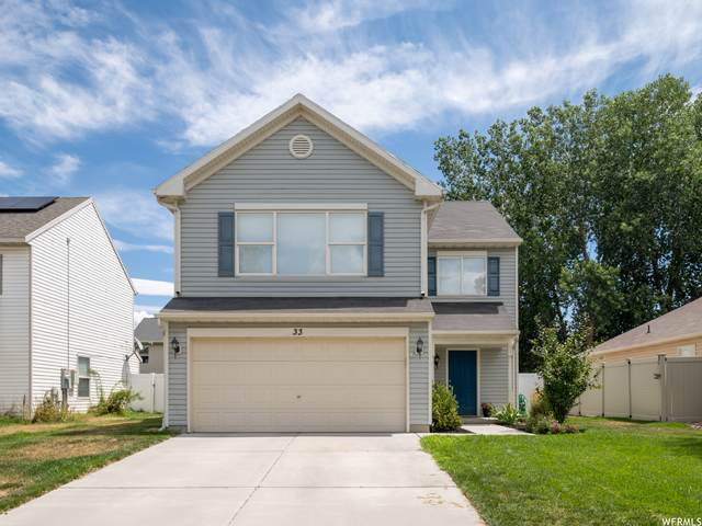 33 N Cameron St, Saratoga Springs, UT 84043 (#1758949) :: Colemere Realty Associates