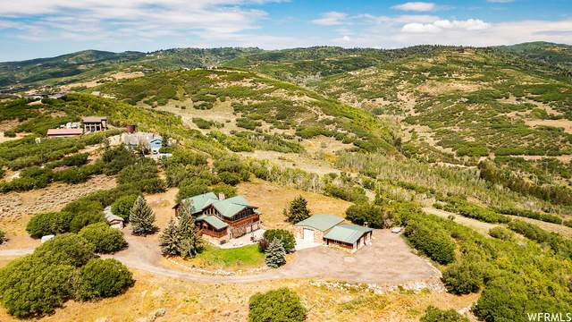 1481 E Tollgate Rd, Park City, UT 84098 (#1758986) :: Doxey Real Estate Group