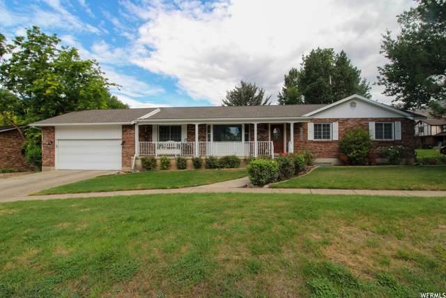535 N Foxridge E, Providence, UT 84332 (#1759006) :: Colemere Realty Associates