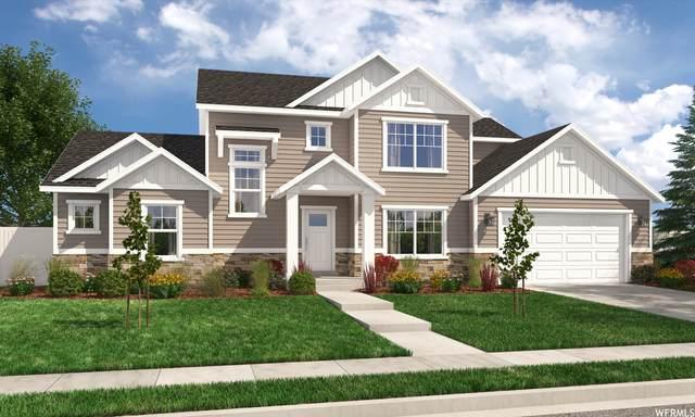 538 N 550 W #19, Mapleton, UT 84664 (#1759024) :: Berkshire Hathaway HomeServices Elite Real Estate