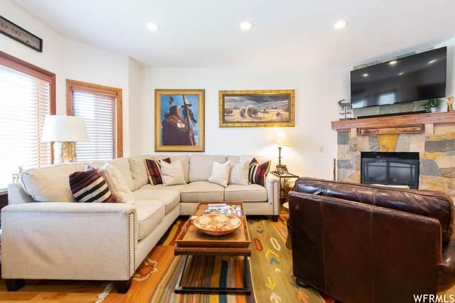 544 Rossie Hill Dr, Park City, UT 84060 (#1759080) :: Pearson & Associates Real Estate
