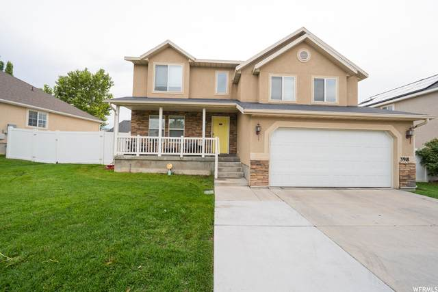 3918 S 6620 W, West Valley City, UT 84128 (#1759086) :: Colemere Realty Associates