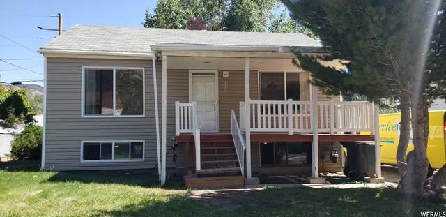 510 Edgehill Dr, Sunnyside, UT 84539 (#1759120) :: goBE Realty