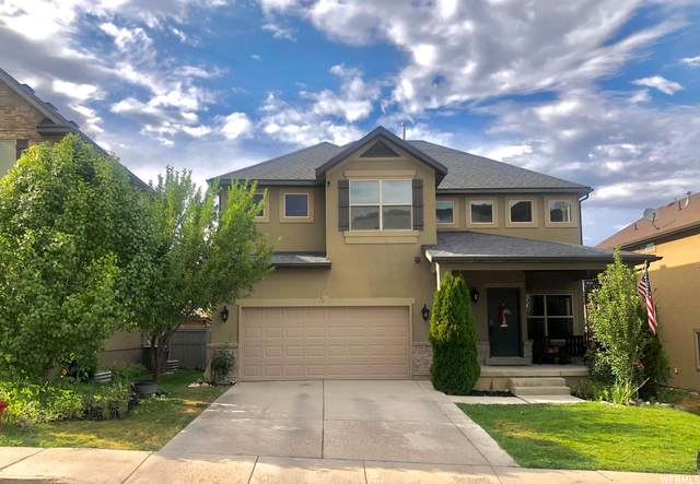 2863 E Hideout Dr, Eagle Mountain, UT 84005 (MLS #1759162) :: Lookout Real Estate Group