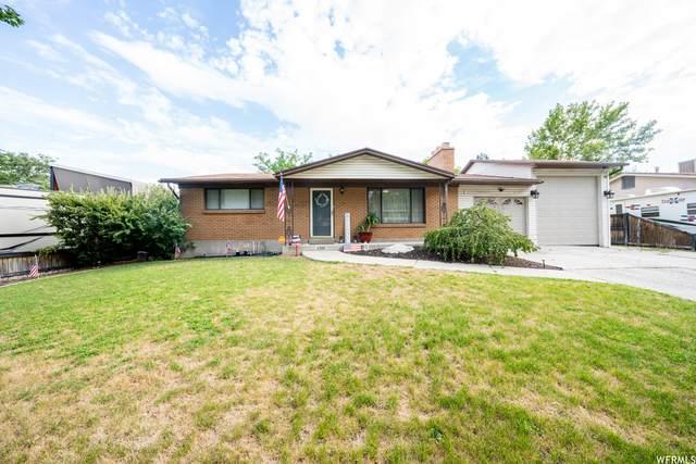 4389 W Walter Way S, West Valley City, UT 84120 (#1759164) :: Utah Real Estate