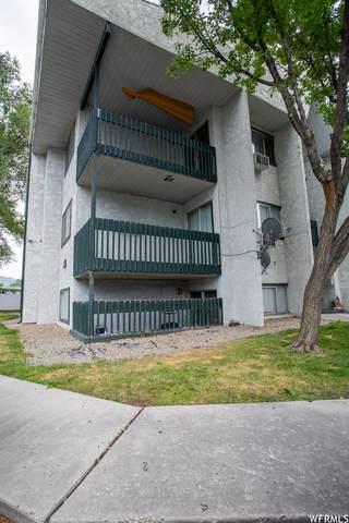 219 E Hill Ave #5, Salt Lake City, UT 84107 (#1759165) :: Colemere Realty Associates