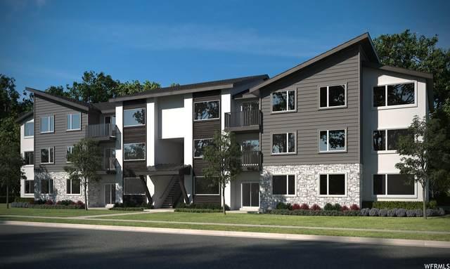 551 S 1020 W J-101, American Fork, UT 84003 (MLS #1759169) :: Lookout Real Estate Group