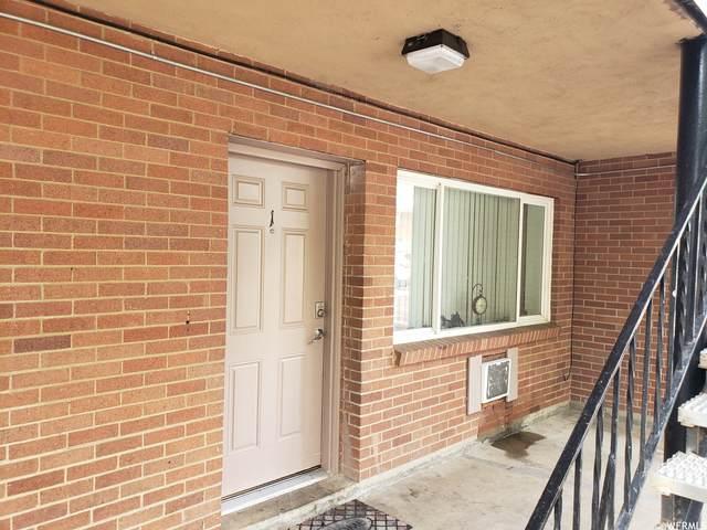 256 E Helm Ave S Apt#1, Salt Lake City, UT 84115 (#1759170) :: Colemere Realty Associates