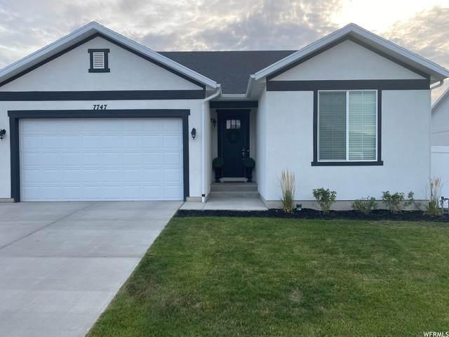 7747 N Seabiscuit Rd W, Eagle Mountain, UT 84005 (#1759174) :: Utah Dream Properties