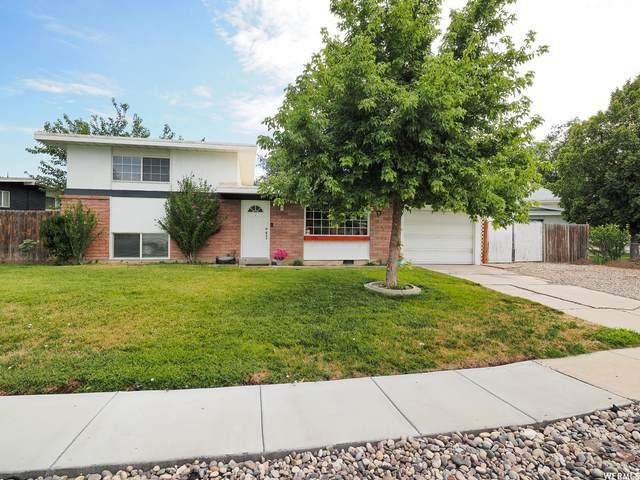 2569 S Ridgeland Dr W, West Valley City, UT 84119 (#1759181) :: Pearson & Associates Real Estate