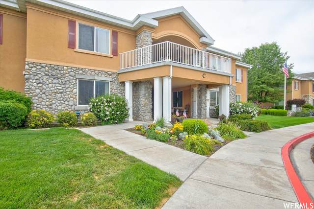 502 S 1040 E #228, American Fork, UT 84003 (MLS #1759185) :: Lookout Real Estate Group