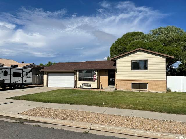 665 Homestead Blvd, Price, UT 84501 (MLS #1759198) :: Lookout Real Estate Group