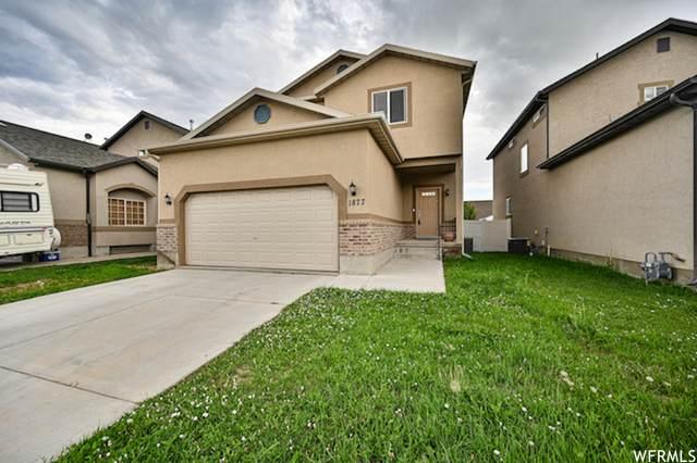 1877 W Pointe Meadow Loop, Lehi, UT 84043 (MLS #1759201) :: Lookout Real Estate Group