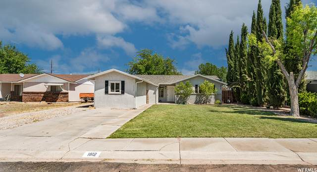1812 W 1280 N, St. George, UT 84770 (#1759205) :: Colemere Realty Associates