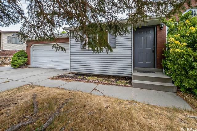 4765 W 2925 S, West Valley City, UT 84120 (#1759219) :: Bustos Real Estate | Keller Williams Utah Realtors
