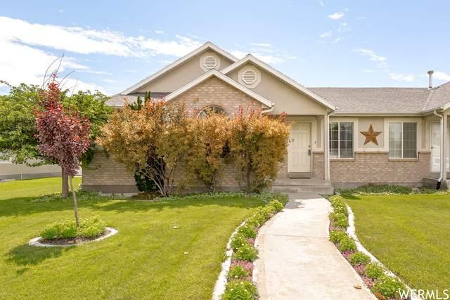 4631 W Harvey Blvd N, Cedar Hills, UT 84062 (MLS #1759233) :: Lookout Real Estate Group