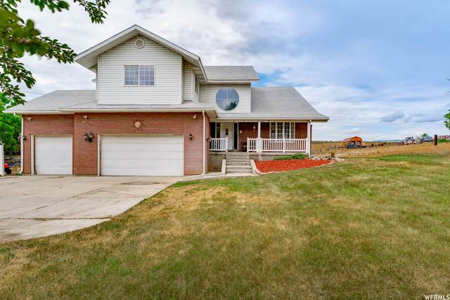 65 Spring Canyon Rd, Coalville, UT 84017 (MLS #1759281) :: Lookout Real Estate Group