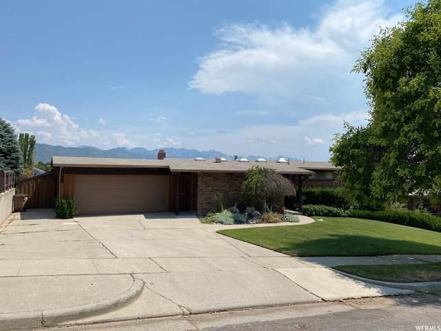 880 N Little Valley Rd, Salt Lake City, UT 84103 (#1759289) :: Utah Real Estate