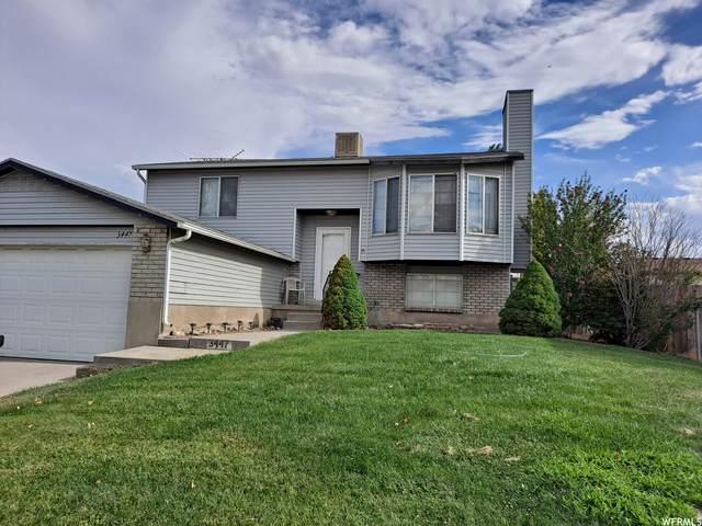 3447 W 5620 S, Taylorsville, UT 84118 (#1759296) :: Bustos Real Estate   Keller Williams Utah Realtors