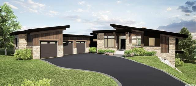 530 N Haystack Mountain Dr, Heber City, UT 84032 (#1759307) :: Colemere Realty Associates