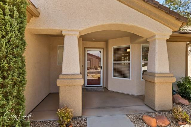 4544 S Cold River Dr W, St. George, UT 84790 (MLS #1759317) :: Summit Sotheby's International Realty