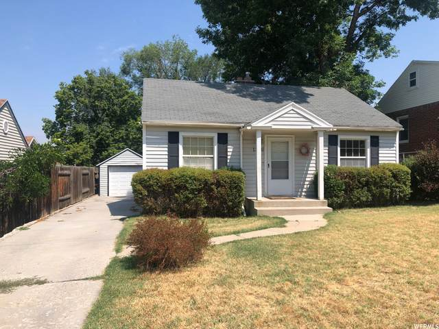 1346 29TH St, Ogden, UT 84403 (MLS #1759326) :: Lookout Real Estate Group