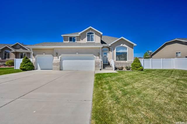 2950 S 1320 W, Syracuse, UT 84075 (#1759328) :: Utah Best Real Estate Team | Century 21 Everest
